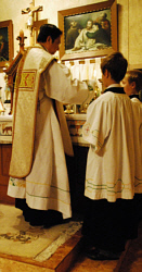 Fr. Peter Khoat Van Tran December 2007 Europe