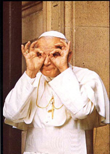 pope john paul ii thesis Essays and criticism on pope john paul ii - critical essays.