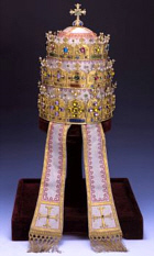 The Sacred Papal Tiara